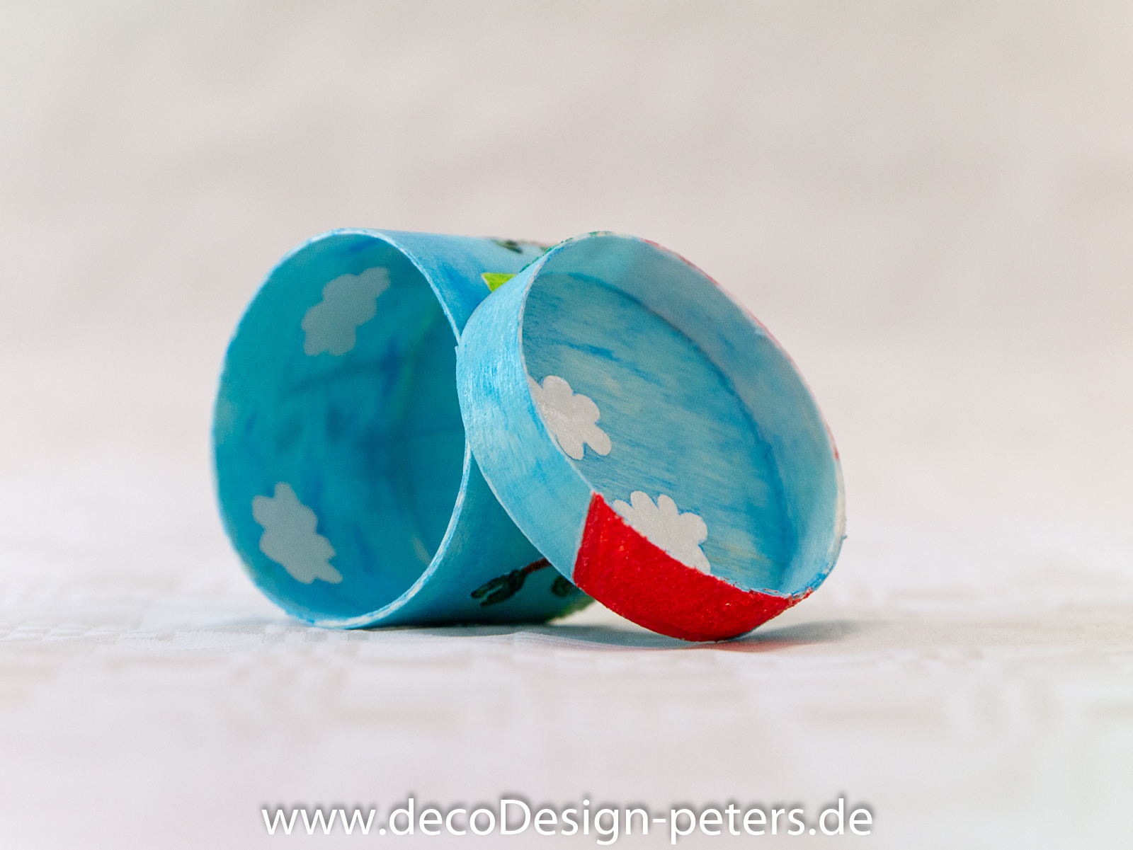 Geschenkverpackung Häuser(c)decoDesign-peters