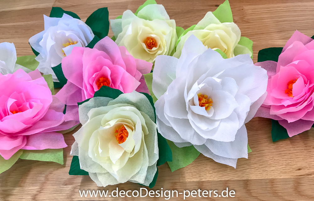 Seerosen bunt (c)decoDesign-peters