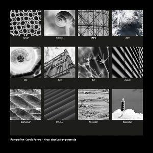 BlackAndWhite 2019 - Impressum (c)decoDesign-peters