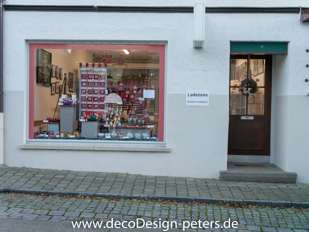 Atelier decoDesign.peters Außenansicht