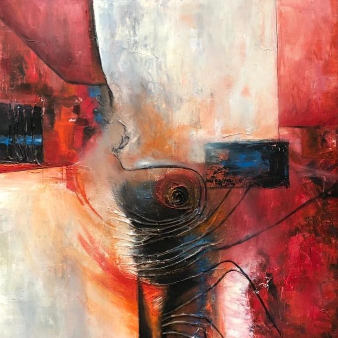 Marina Boborzi - Acryl